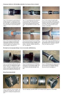 samling af kloakrør