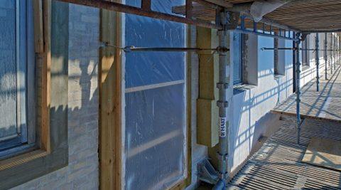 Frisk frugt Udvendig (efter)isolering – tegl-, beton- og letbetonvægge med MB87